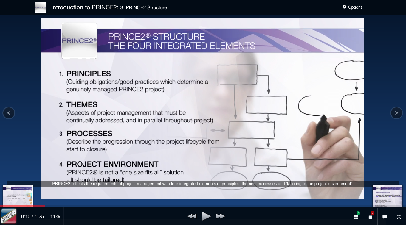 how to study for prince2 foundation